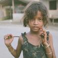 タライ平原の美女